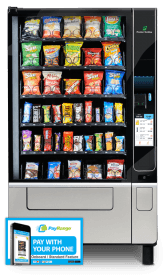 Evoke Snack 5 vending machine